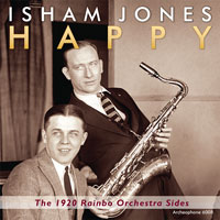 Happy: The 1920 Rainbo Orchestra Sides border=