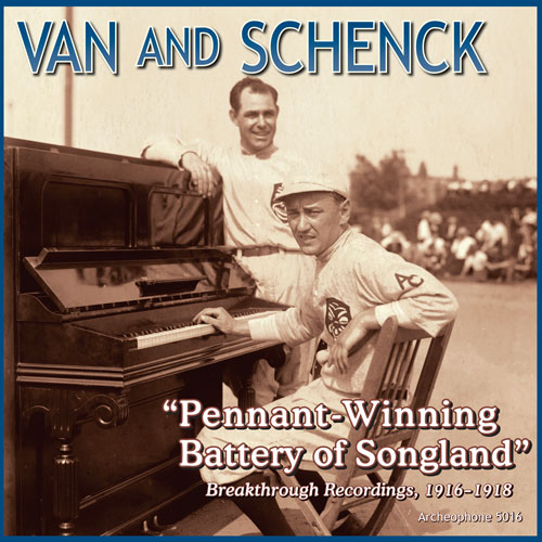 Van and Schenck: Pennant-Winning Battery of Songland