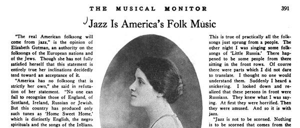 Musical Monitor